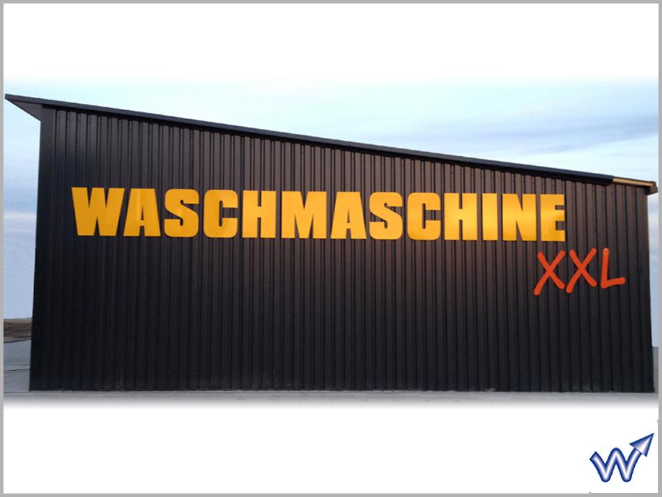 Waschmaschine XXL