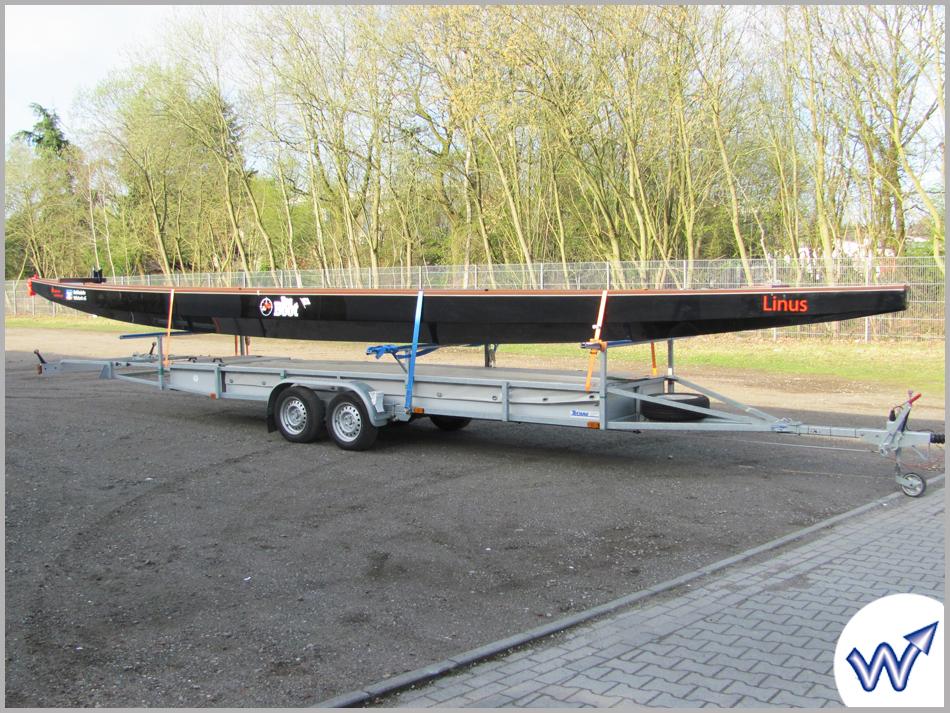 Boot Beschriftung