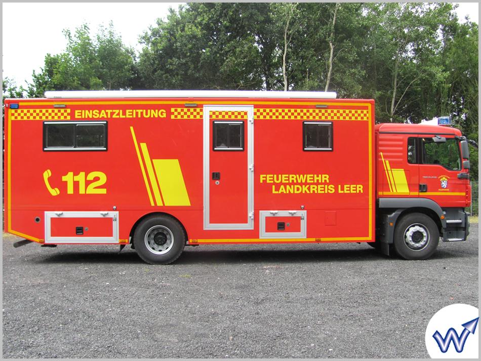 Feuerwehr Landkreis Leer ELW